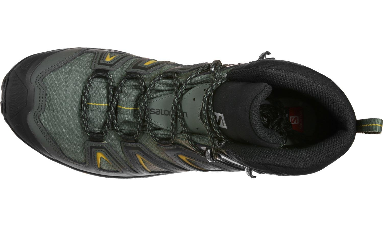 X Ultra 3 Wide GTX Salomon, Trekkingschuh, GoreTex, Weite